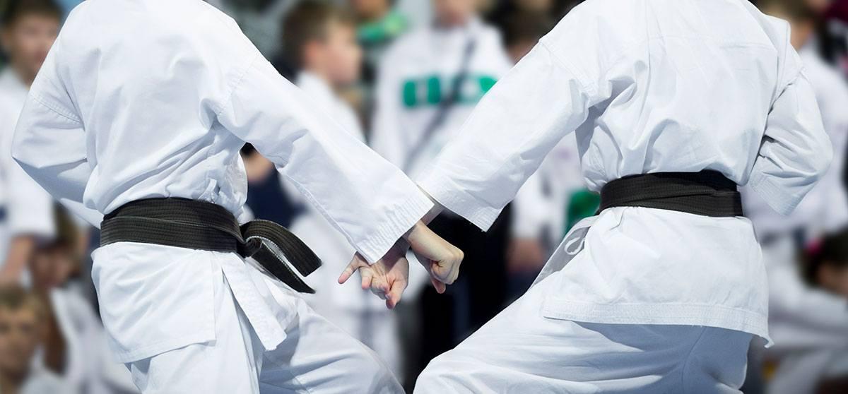 self-defense practice