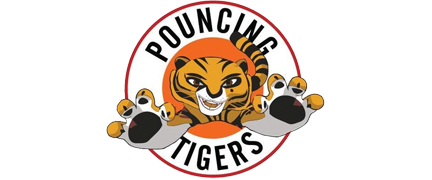 Pouncing Tigers logo