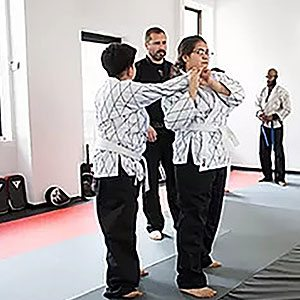 Pouncing Tigers Martial Arts Academy Adult Program