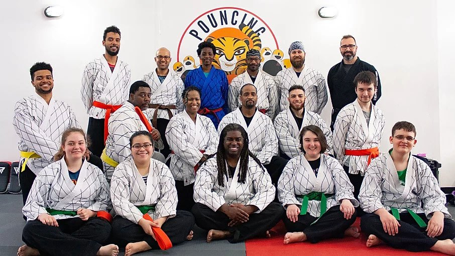 Pouncing Tigers Martial Arts Academy group photo